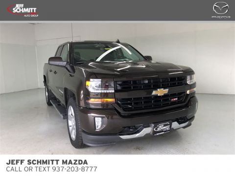 Pre-Owned 2018 Chevrolet Silverado 1500 LT 4WD 4D Double Cab