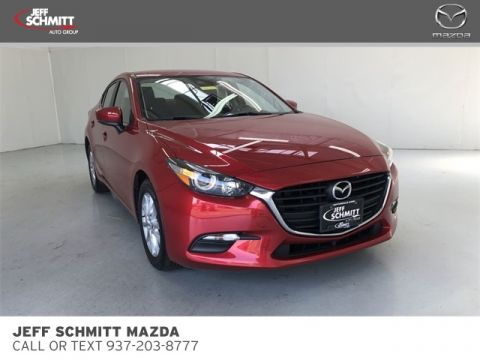 Pre-Owned 2018 Mazda3 Sport FWD 4D Sedan