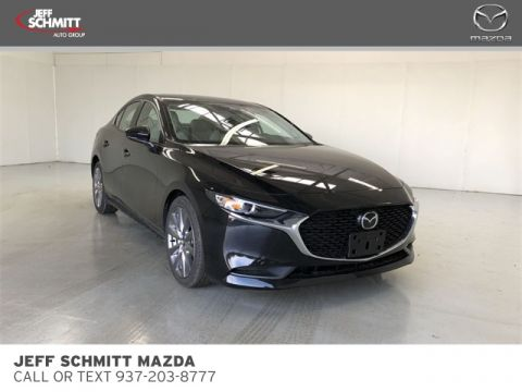 New 2020 Mazda3 Select Base AWD 4D Sedan
