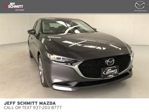 New 2020 Mazda3 Select AWD 4D Sedan