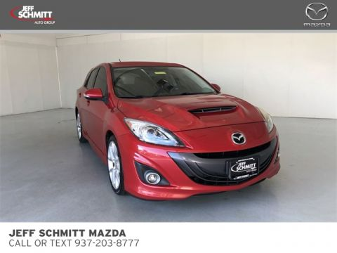 Pre-Owned 2012 Mazda3 MazdaSpeed3 Touring FWD 4D Hatchback