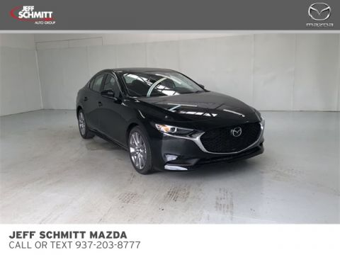 New 2020 Mazda3 Select FWD 4D Sedan