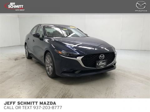 Certified Pre-Owned 2019 Mazda3 Premium FWD 4D Sedan