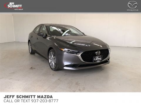 New 2020 Mazda3 Premium Base FWD 4D Sedan