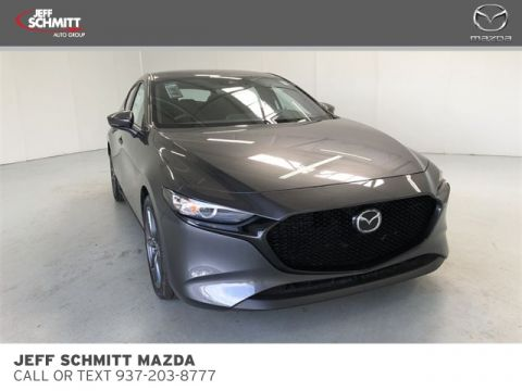 New 2019 Mazda3 AWD 4D Hatchback
