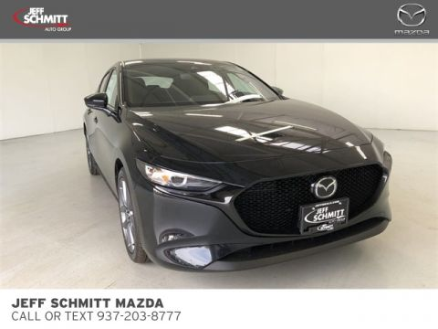 New 2020 Mazda3 Preferred AWD 4D Hatchback