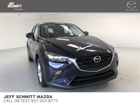 Certified Pre-Owned 2019 Mazda CX-3 Sport AWD 4D Sport Utility
