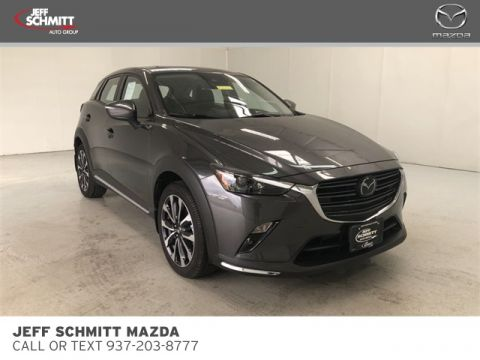 Certified Pre-Owned 2019 Mazda CX-3 Grand Touring AWD 4D Sport Utility
