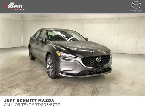 New 2020 Mazda6 Grand Touring FWD 4D Sedan