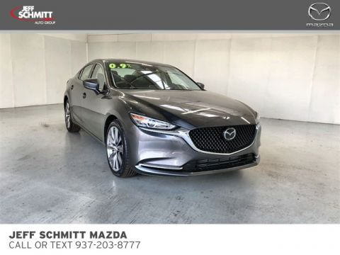 Pre-Owned 2019 Mazda6 Touring FWD 4D Sedan