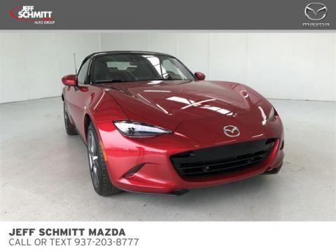 Certified Pre-Owned 2016 Mazda Miata Grand Touring RWD 2D Convertible