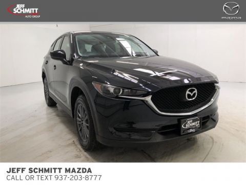 Certified Pre-Owned 2019 Mazda CX-5 Sport AWD 4D Sport Utility