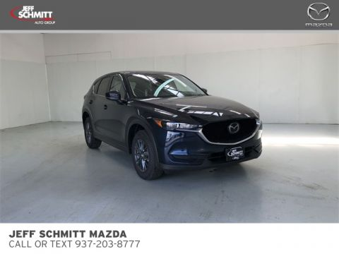 New 2020 Mazda CX-5 Touring AWD 4D Sport Utility