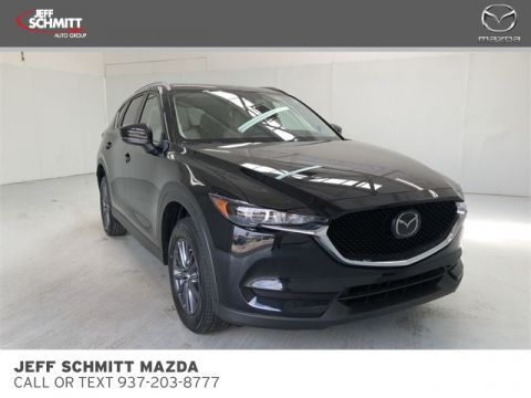 Certified Pre-Owned 2019 Mazda CX-5 Touring AWD 4D Sport Utility