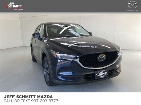 Certified Pre-Owned 2017 Mazda CX-5 Grand Touring AWD 4D Sport Utility