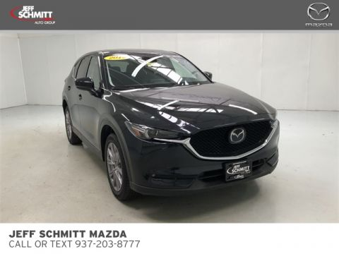 Certified Pre-Owned 2019 Mazda CX-5 Grand Touring AWD 4D Sport Utility