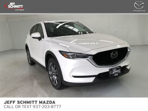 Certified Pre-Owned 2019 Mazda CX-5 Signature AWD 4D Sport Utility