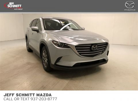 Certified Pre-Owned 2019 Mazda CX-9 Touring FWD 4D Sport Utility