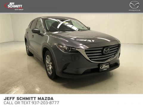 Pre-Owned 2019 Mazda CX-9 Touring AWD 4D Sport Utility