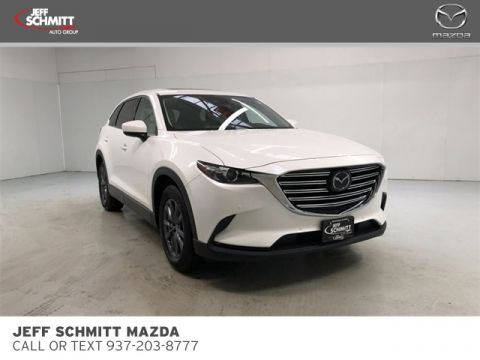 New 2020 Mazda CX-9 Touring AWD 4D Sport Utility