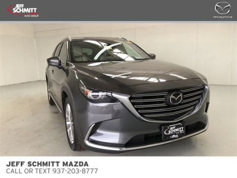 Certified Pre-Owned 2016 Mazda CX-9 Grand Touring AWD 4D Sport Utility