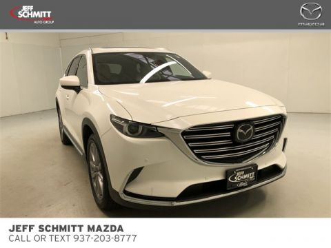 New 2020 Mazda CX-9 Grand Touring AWD 4D Sport Utility