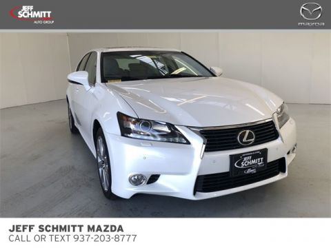 Pre-Owned 2015 Lexus GS 350 AWD 4D Sedan
