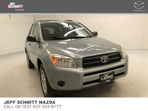 Pre-Owned 2007 Toyota RAV4 4WD 4D Sport Utility